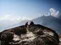 Meditation on top of the world